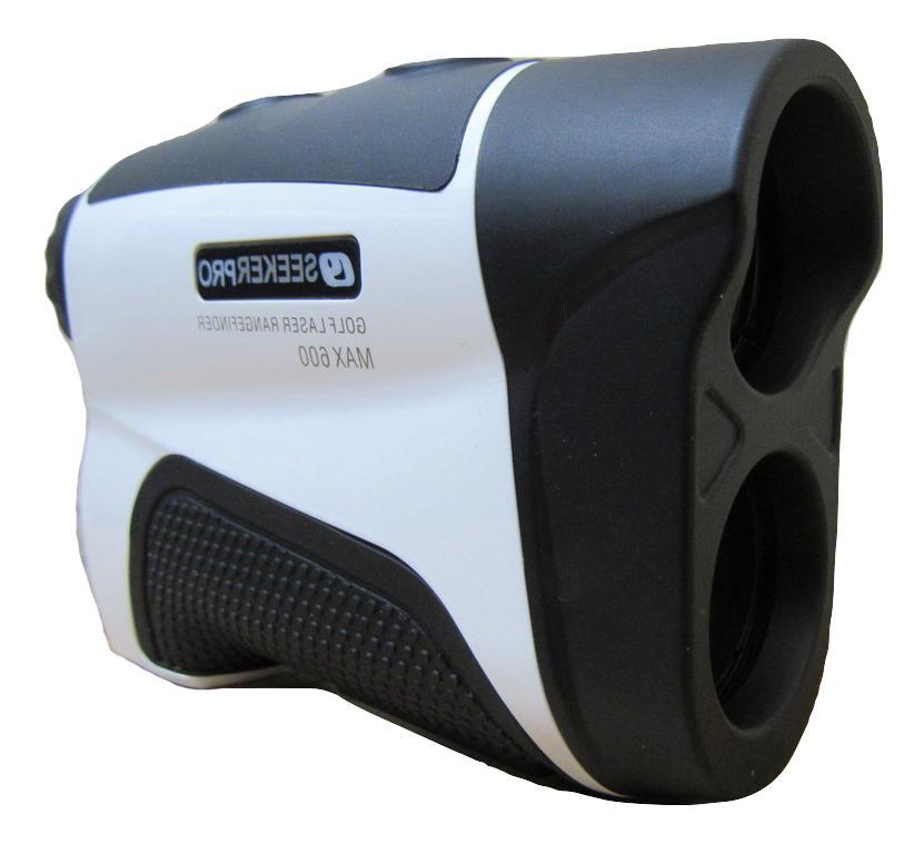 seeker pro golf rangefinder laser range finder