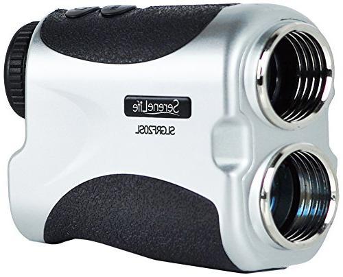 SereneLife Golf Rangefinder Digital Standard