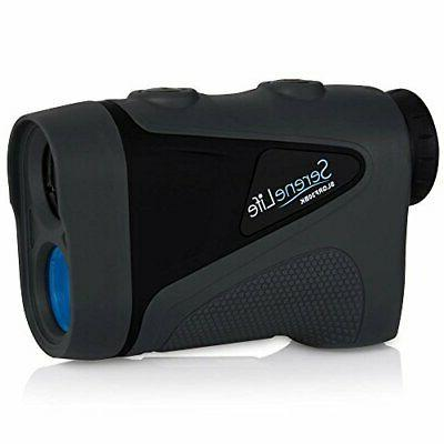 SereneLife Advanced Laser Rangefinder Pinsensor -