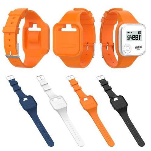 Silicone Soft Wristband Golf Buddy Voice/Voice 2