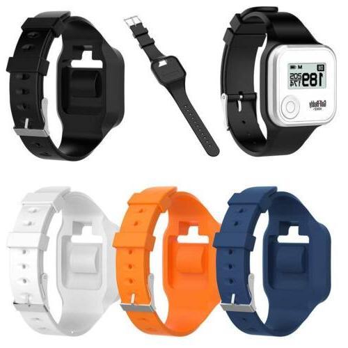 silicone soft wristband watch band strap bracelet