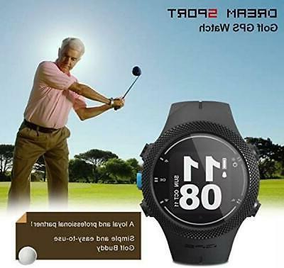 SKARLIE Golf GPS Devices Course Rangefinder