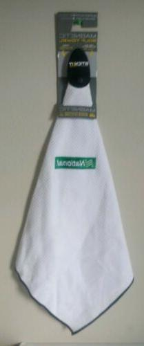 Monument Golf Stick it Magnetic Towel