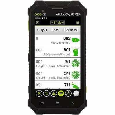SkyCaddie Golf GPS Rangefinder HD Touch Screen