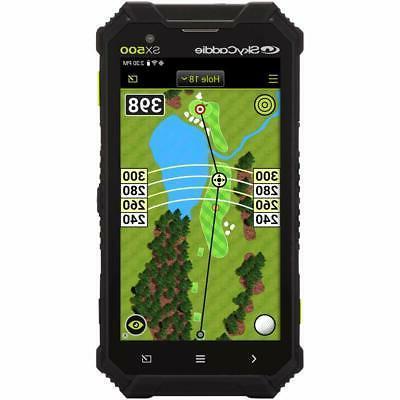 SkyCaddie SX500 Rangefinder with HD Touch Screen