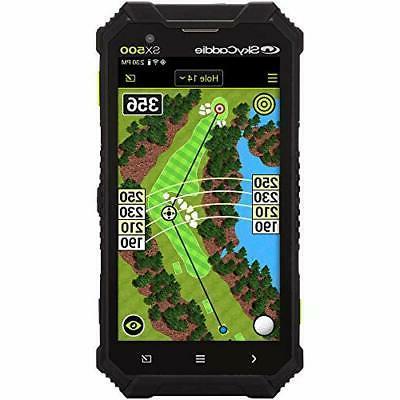 sx500 golf gps rangefinder with hd touch
