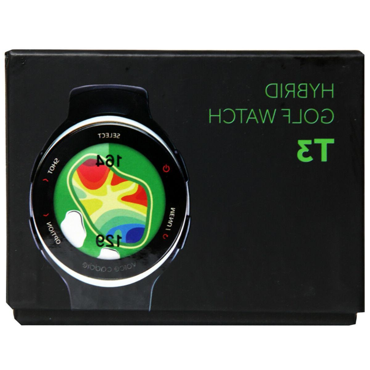 Voice Caddie T3 Golf Distance Battery