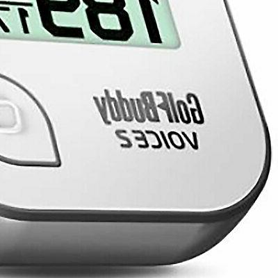 Golf Buddy GPS Range Gray Golfwith Tracker