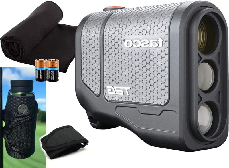 Tasco Tee-2-Green  Golf Laser Rangefinder Playbetter Pack |