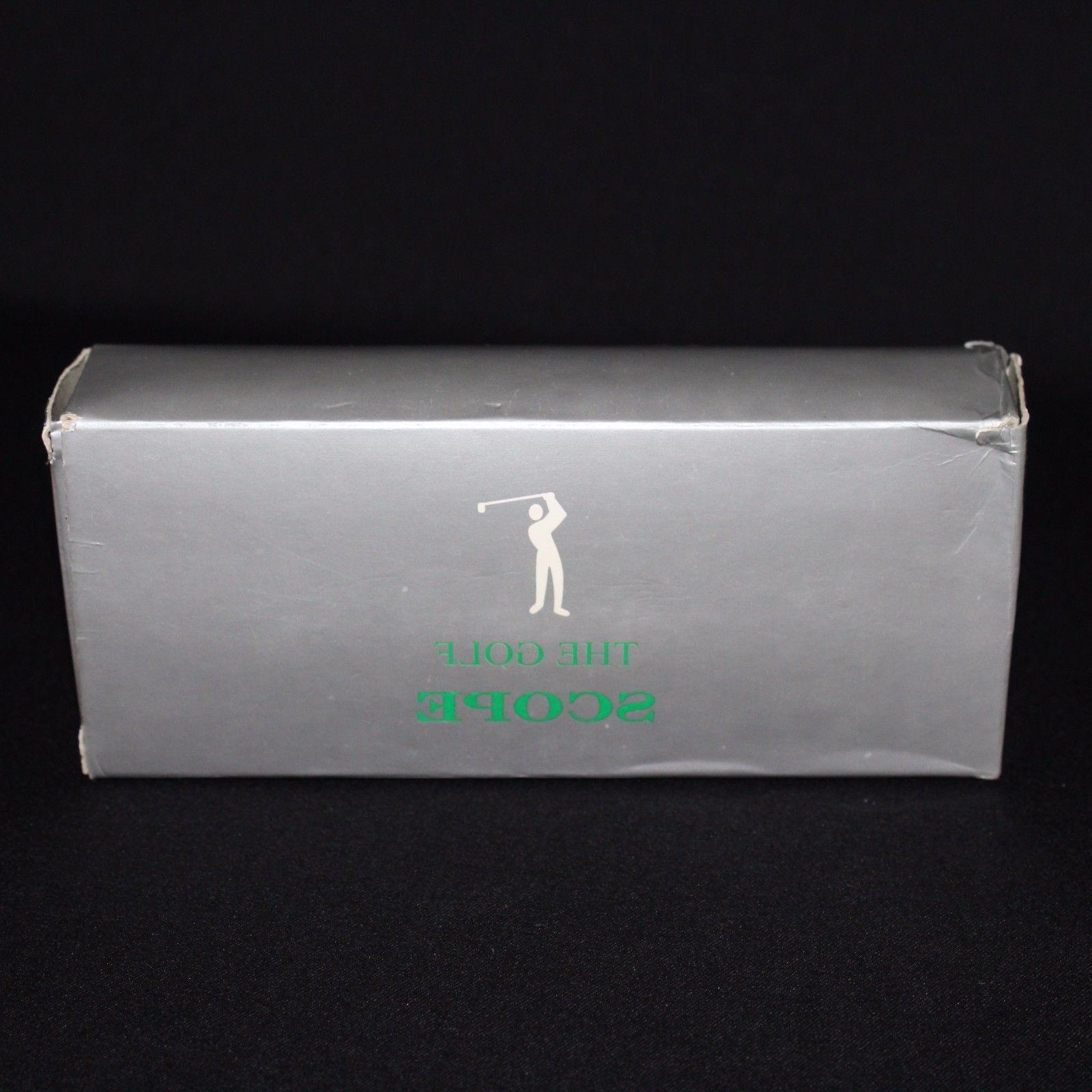 Perrini The Golf 50 - 200 Meters Yards Monocular Manual Equipment