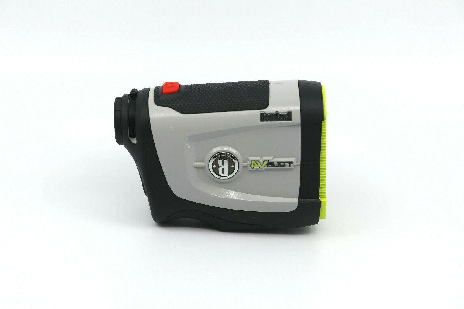 tour v4 laser rangefinder gray green