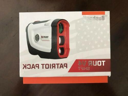 tour v4 shift golf laser patriot pack