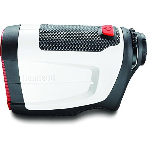 Bushnell Tour Shift Golf Laser + Magnetic Mount + 1 Custom Ball