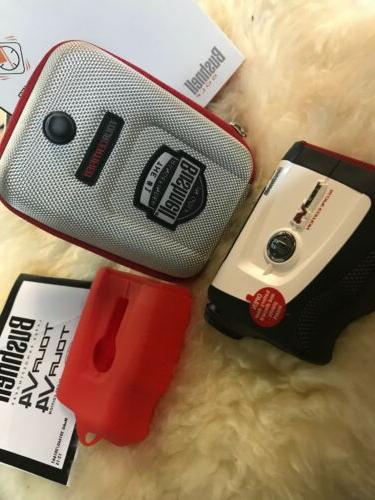 Bushnell Tour V4 Slope Laser Rangefinder Patriot