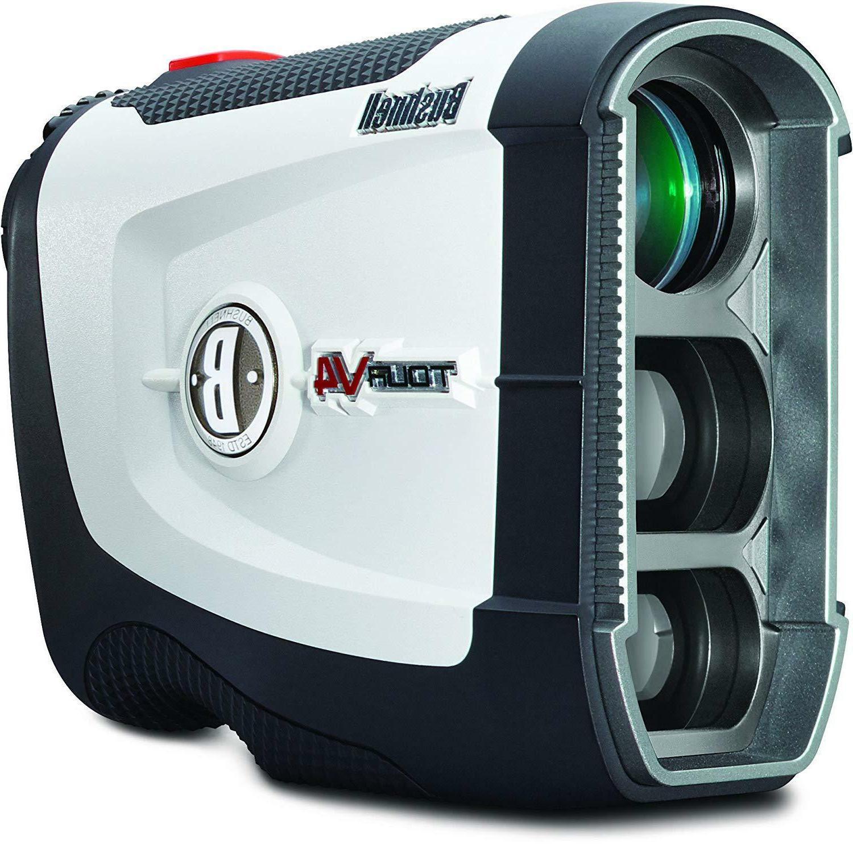 Bushnell Tour V4  Golf Laser Rangefinder | JOLT Technology |