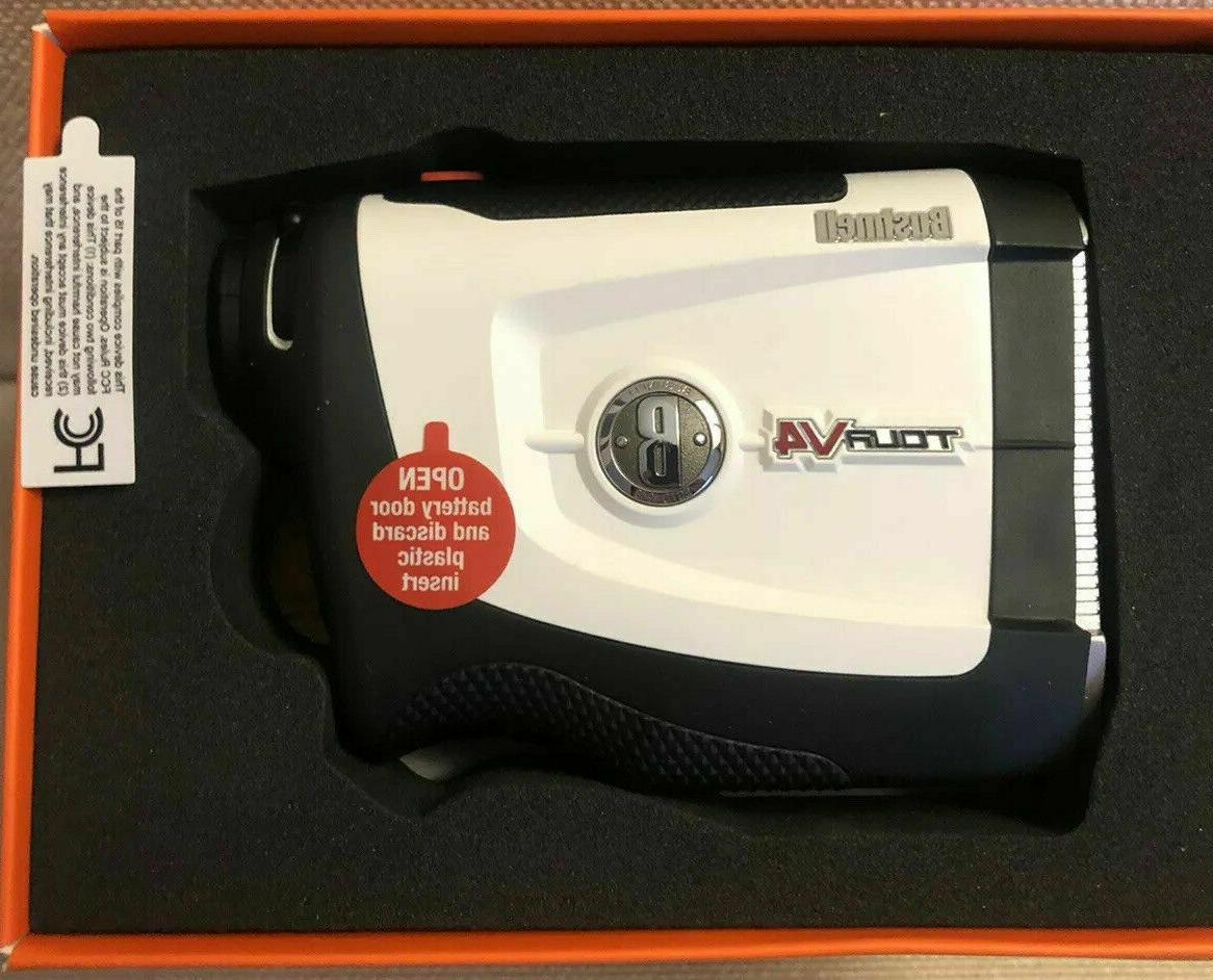 Bushnell Tour V4 Patriot Golf Rangefinder
