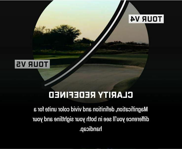 Bushnell Tour V5 Patriot Laser Golf Rangefinder