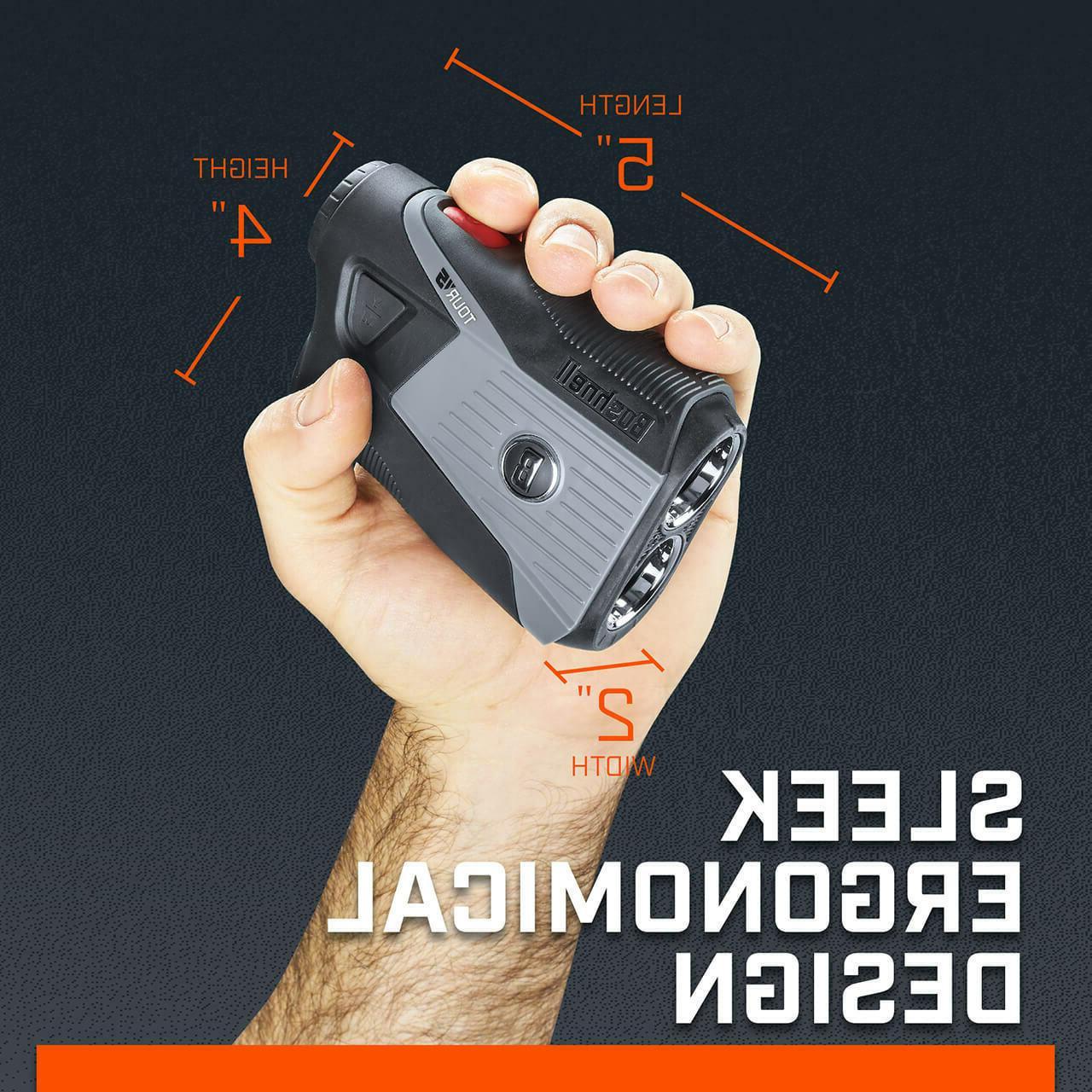 Bushnell Tour Patriot Pack Laser Rangefinder and Bundle