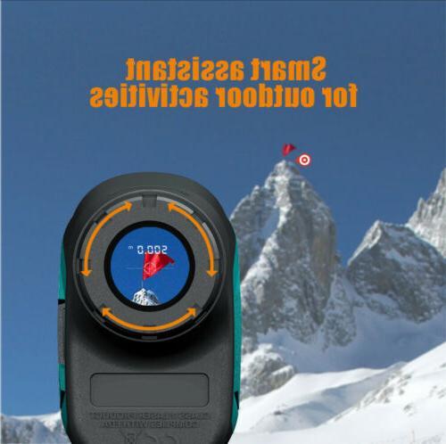 US STOCK 600M Digital Hunt Golf Distance Measure