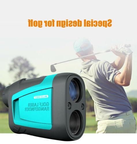 US STOCK 600M Digital Hunt Golf Rangefinder Distance Range Finder