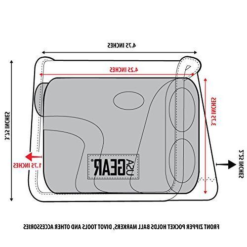 USA Neoprene Case for Laser Action-Ready Belt