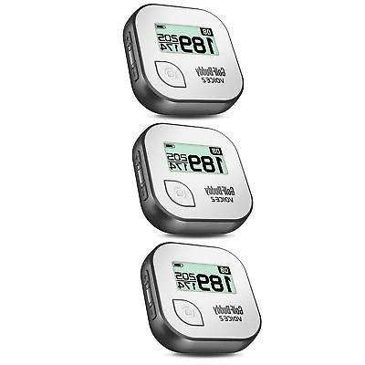 voice 2 talking gps range finder rechargeable