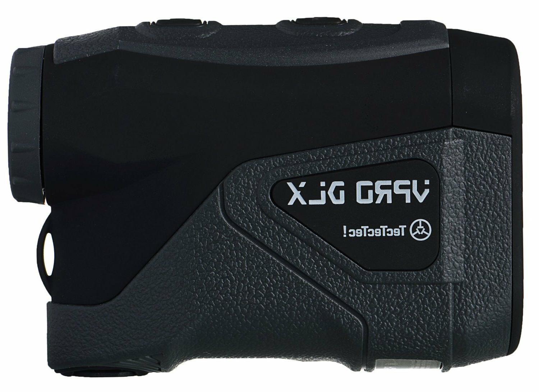 TecTecTec Laser Rangefinder - Waterproof Design 2016