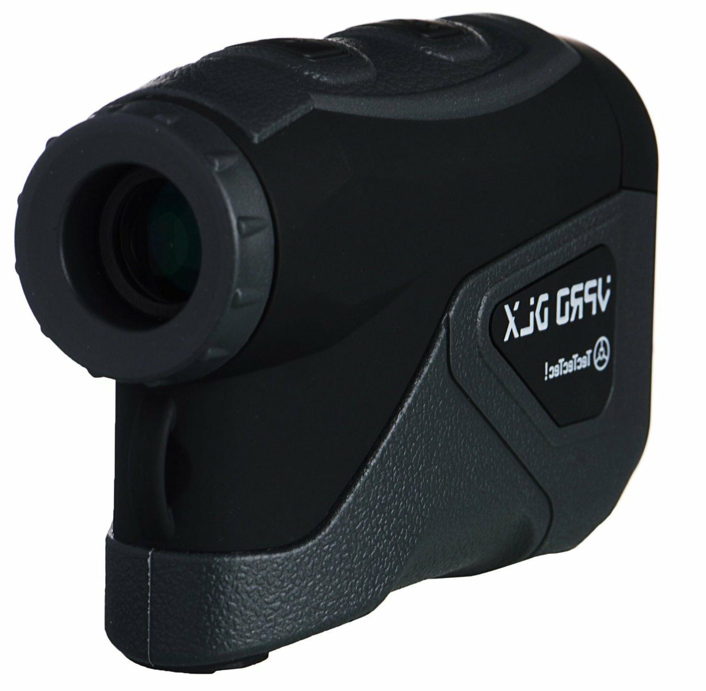 TecTecTec VPRODLX Laser Rangefinder Design New