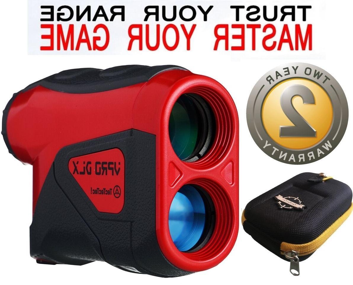TecTecTec Red Laser Rangefinder