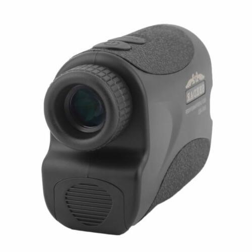 Waterproof Golf Finder w/Slope Scan w/Case