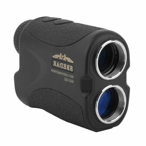 Waterproof Laser Finder w/Slope Compensation Angle Scan 200M w/Case