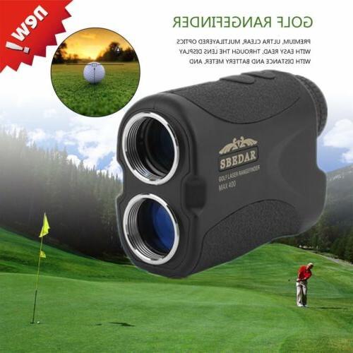 Waterproof Golf Laser Finder Compensation Scan