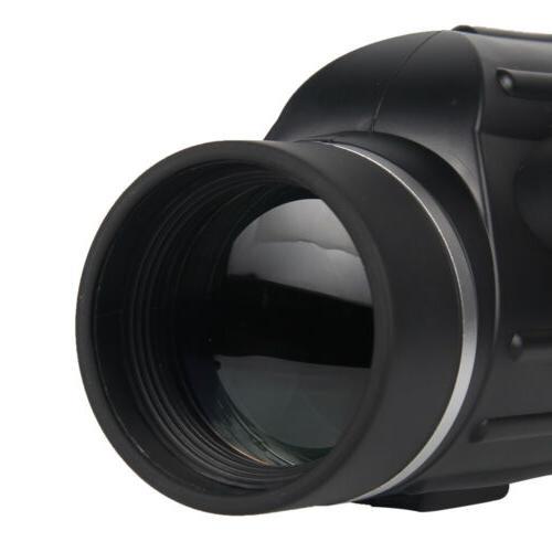 Waterproof Monocular Telescope Golf Rain