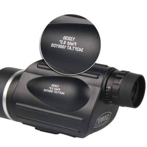 Waterproof Range Monocular Telescope Golf