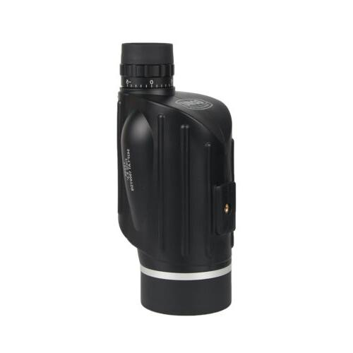 Waterproof 13X50 Monocular Telescope 1000m Hunting Golf Rain