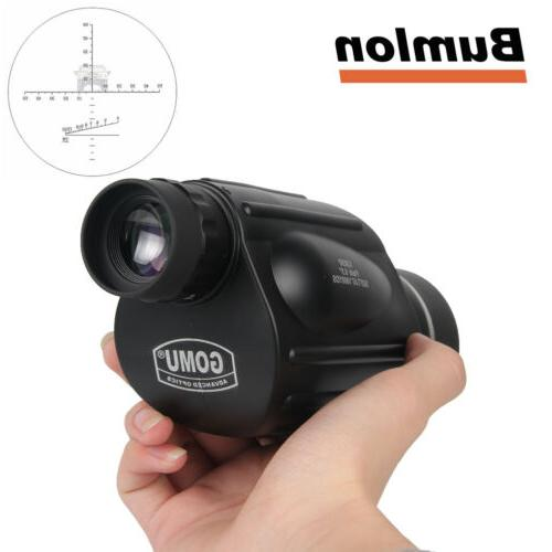 Waterproof 13X50 Monocular Golf