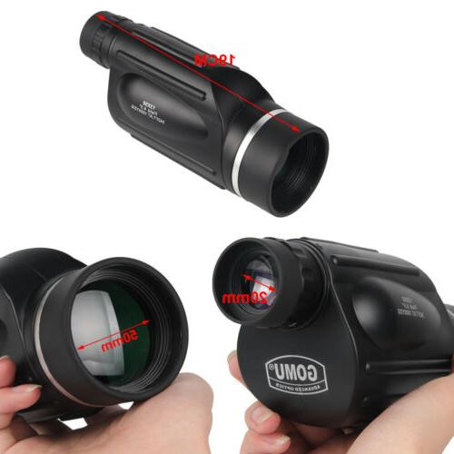 Waterproof Monocular Golf Rain Model