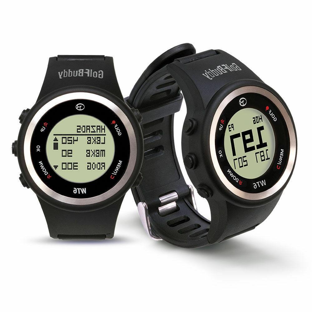 wt6 gps watch range finder