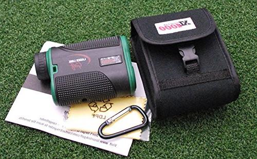 Laser XL1000 Golf Laser Golf Cart Bundle