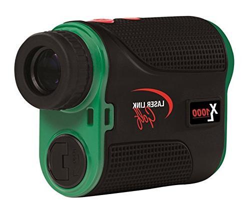 Laser XL1000 Golf Laser with Golf Mount
