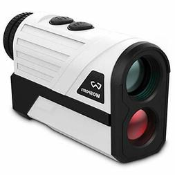 Laser distance meter 1m to 600m Golf distance measuring devi