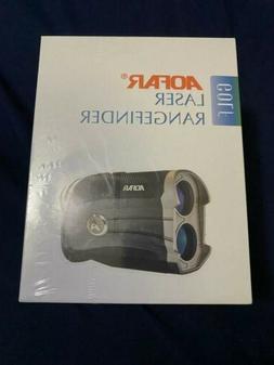 Laser golf range finder AOFAR