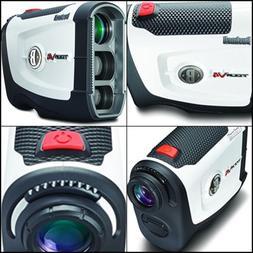 Laser Golf Rangefinder Bushnell Range Finder w Tour Pro Scan
