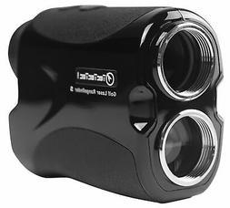 Laser Golf Rangefinder VPRO500S Slope with Battery Black
