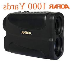 AOFAR Laser Rangefinder 1000Yards 6 X 25mm for Hunting Golf,