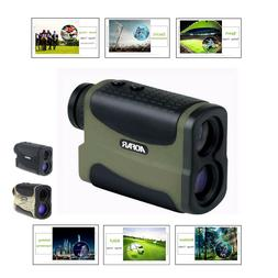 Laser Rangefinder for Hunting and Golf 700 Yards Durable Lux