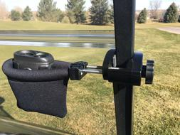Laser Rangefinder Golf Cart Mount / Holder  4 Bushnell Calla