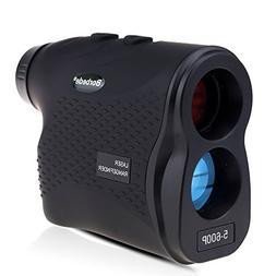 Laser Rangefinder Golf Hunting Telescope 600m Laser Distance