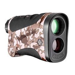 laser rangefinder hunting range finder