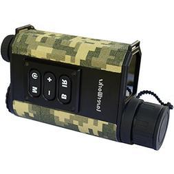 LaserWorks Night vision Rangefinder Monocular Night Vison La